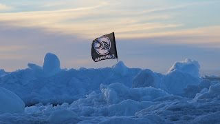 The Arctic Kiteboarding Challenge