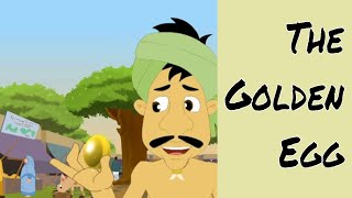 getlinkyoutube.com-The Golden Egg - Aesop's Fables In Malayalam - Animated/Cartoon Tales For Kids