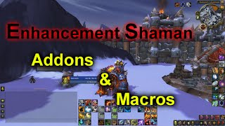getlinkyoutube.com-Enhancement Shaman // Addons and Macros