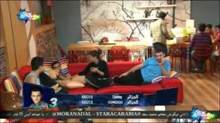 getlinkyoutube.com-شاهد ردة فعل محمد ع عن تقرب سكينة منه+  سهيله  تحكي مع محمد ع يوم الاربعاء 21-10-2015