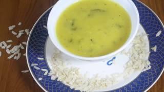getlinkyoutube.com-Baby food recipe- पालक पोहा बेबी फ़ूड / Palak Poha Baby Food in Hindi