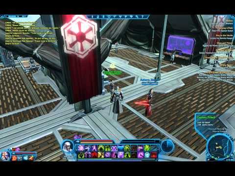 Star Wars: The Old Republic - Sith Sorcerer - P209