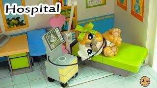 getlinkyoutube.com-Hospital Time - LPS Mommies Series Littlest Pet Shop  - Part 71 Cookieswirlc Video