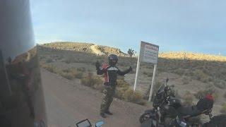 getlinkyoutube.com-Area 51 Line Crossed by Bikers - FindingUFO