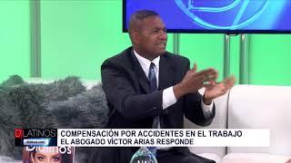 ¿Mala compensación por un accidente de trabajo? El abogado Víctor Arias responde