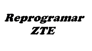 getlinkyoutube.com-No enciende o arranca mi equipo ZTE,  Reprogramaciòn o reinstalacion Software