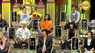 [Vietsub] Strong Heart - Kim Jong Kook cut Kang Line vs Yoo Line