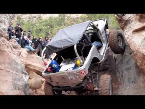 JK Experience Area BFE Helldorado Extreme 4x4 Trail Run by Jeep JKs at Easter Jeep Safari