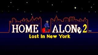 getlinkyoutube.com-Home Alone - 2: Lost in New York (Sega Mega Drive/Genesis).