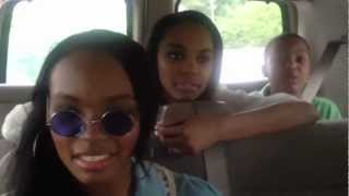 McClain Candid Mobile- Disney World- almost at the rides