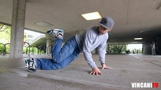 getlinkyoutube.com-How to Breakdance | Footwork Combination | Intact (Ruffneck Attack, Ukraine)