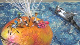 getlinkyoutube.com-James And The Giant Peach - Stop Motion