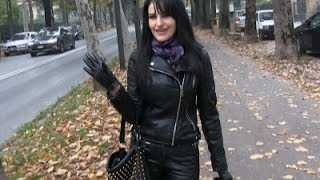 getlinkyoutube.com-LEATHER OUTFIT!