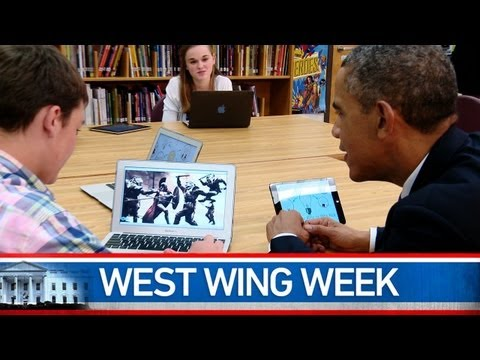 West Wing Week: 06/07/13 or