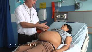 getlinkyoutube.com-How to Perform Obstetric Palpation for OSCE's