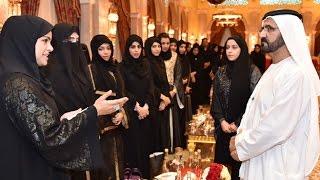 getlinkyoutube.com-محمد بن راشد يستقبل أوائل طلبة جامعات الإمارات