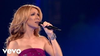 C�line Dion - The Power of Love (Live in Boston)