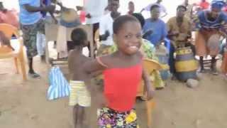 getlinkyoutube.com-Togo Traditional Dance for Welcoming us