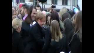 Rupert Grint signing at the Colosseum Cinema, Oslo Pt.2