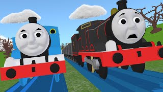 getlinkyoutube.com-TOMICA Thomas & Friends Short 40: Unstoppable (Behind the Scenes - Draft Animation)