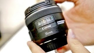 getlinkyoutube.com-Canon EF 35mm f/2 IS USM lens review with samples (full frame and APS-C)