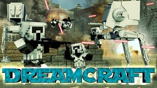 "getlinkyoutube.com-Minecraft | Dream Craft - Star Wars Modded Survival Ep 77 ""THE SITH SIEGE MACE WINDU"""