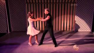 getlinkyoutube.com-DWTS Season 21 week 6: Bindi & Derek - Rhumba