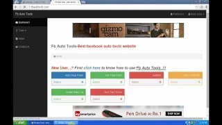 getlinkyoutube.com-How To Use Facebook Auto Group Poster 2016  [100% working]