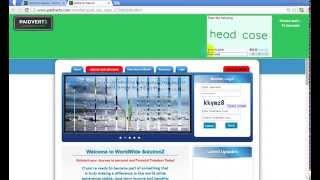 getlinkyoutube.com-Paidverts 1$ 1 click 03/01/2015