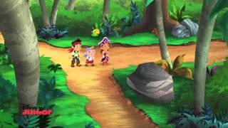 getlinkyoutube.com-Jake and the Never Land Pirates | The Pirate Princess | Disney Junior UK