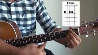 getlinkyoutube.com-Ikaw Guitar Tutorial (Yeng Constantino)