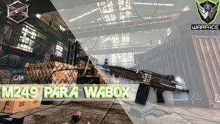 Warface #64 - M249 Para TDM Hangar - DEDÃO LIXO - Sai Mae kkkkkkk