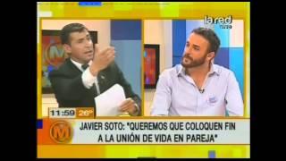 """getlinkyoutube.com-Javier Soto: """"Queremos que coloquen fin a la unión de vida en pareja"""""""