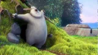 getlinkyoutube.com-Смешной мультфильм Толстый кролик