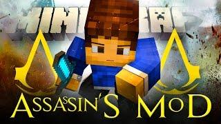 getlinkyoutube.com-Minecraft Mod Showcase: BECOME AN EPIC ASSASSIN!