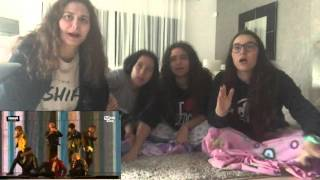 getlinkyoutube.com-BTS & GOT7 Special Stage MAMA 2015 Reaction by KB