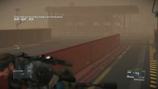 getlinkyoutube.com-MGSV FOB - Custom lvl 59 S rank Sniper Support Platform PSNK - How to deal with blocked bridge