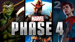 getlinkyoutube.com-Marvel Phase 4 FIRST 3 MOVIES? (+Phase 3 Ant-Man and The Wasp UPDATE)