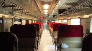 getlinkyoutube.com-Menikmati Kereta Api Kelas Ekonomi (Kamandaka, Penataran, Krakatau, Jayabaya, Komuter Susi)