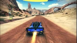 getlinkyoutube.com-Gameplay Zonda R vs McLaren 12C Spider Nevada - asphalt 8