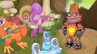 getlinkyoutube.com-My Singing Monsters - WB'S TRIBAL ISLAND [FULL SONG]