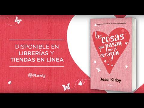 Booktrailer: 'Las cosas que pasan por el corazón', de Jessi Kirby