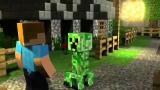 getlinkyoutube.com-Creepers Are Terrible Minecraft Parody Song [พากย์ไทย]
