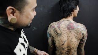 getlinkyoutube.com-Augustine Nezumi, Gimmelove Tattoo