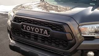 getlinkyoutube.com-2016 Toyota Tacoma Simple Modifications TRD Off-road
