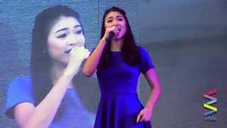 getlinkyoutube.com-Nadine Lustre, kayang kaya bumirit ng high notes! [MUST-SEE]