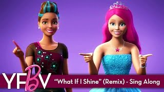 "getlinkyoutube.com-""WHAT IF I SHINE?"" (REMIX) - Lyric Music Video 