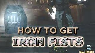 getlinkyoutube.com-Iron Fists - 1 Hit Kill until ROUND 37 - Origins Black Ops 2 Zombies