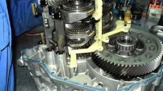getlinkyoutube.com-DSG transmission rebuild