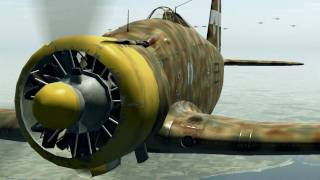 getlinkyoutube.com-Cliffs of Dover trailer (IL-2 Sturmovik)